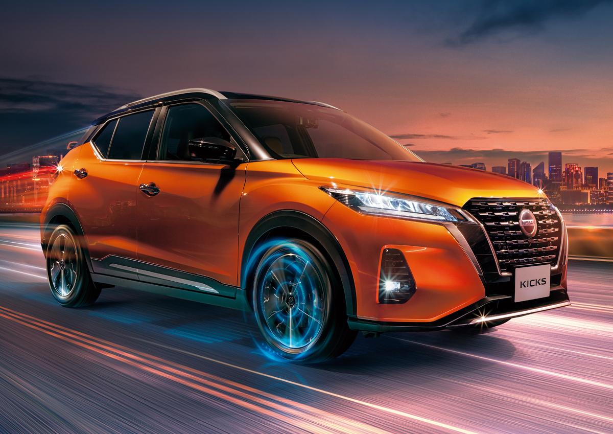 Nissan revelará el nuevo Nissan Kicks 2021 la próxima semana y promete un diseño más atractivo