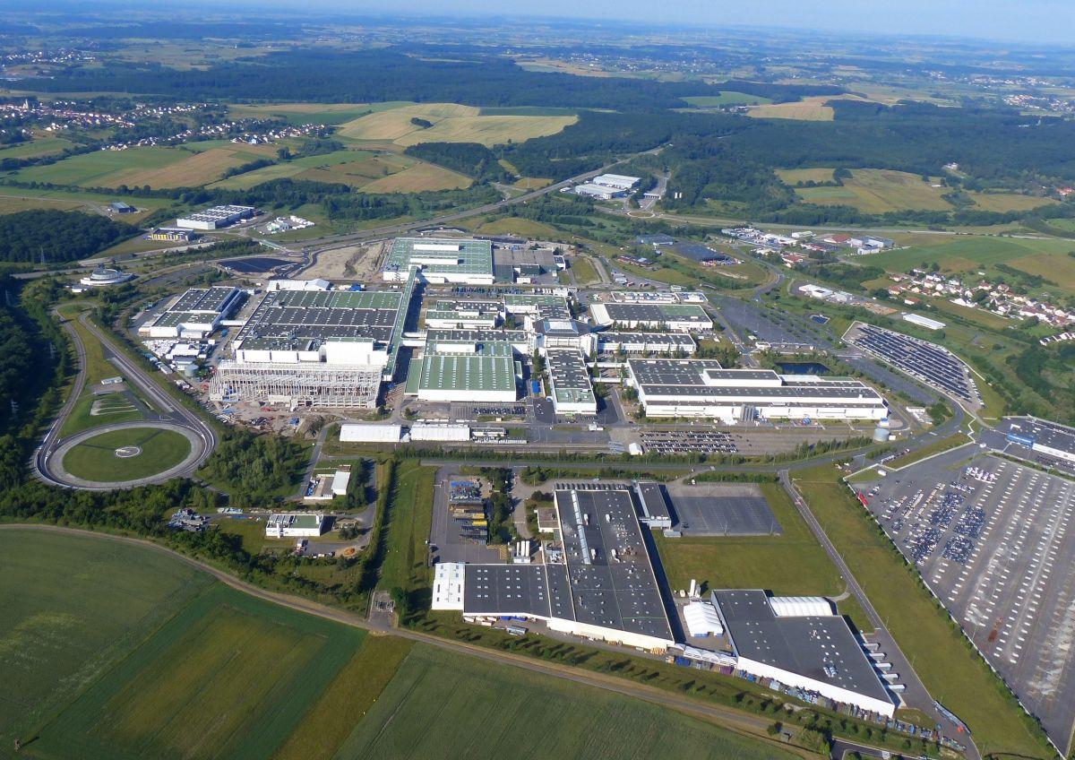 Cómo es la planta industrial inteligente que Mercedes vendió a Ineos en Hambach, Francia