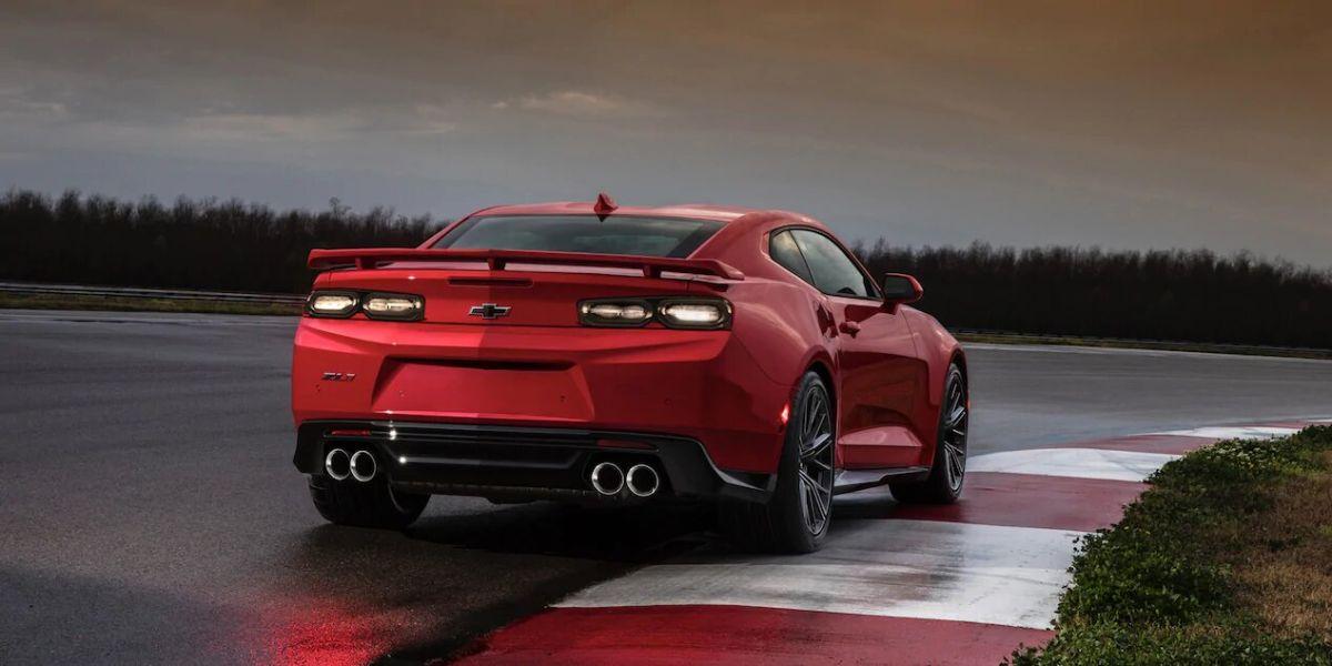 Confirmado: el Chevrolet Camaro actual se mantendrá hasta 2026