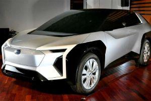 Subaru anuncia la produccion de su primer SUV totalmente eléctrico y sólo podría llegar a Europa