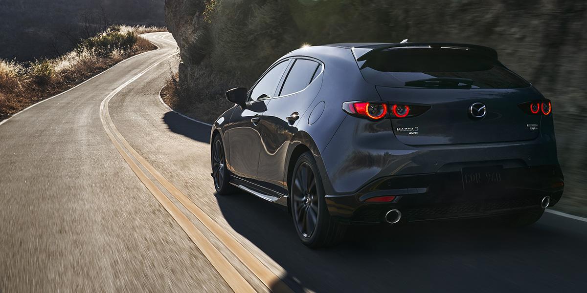 Mazda 3 Turbo. / Foto: Cortesía Mazda.