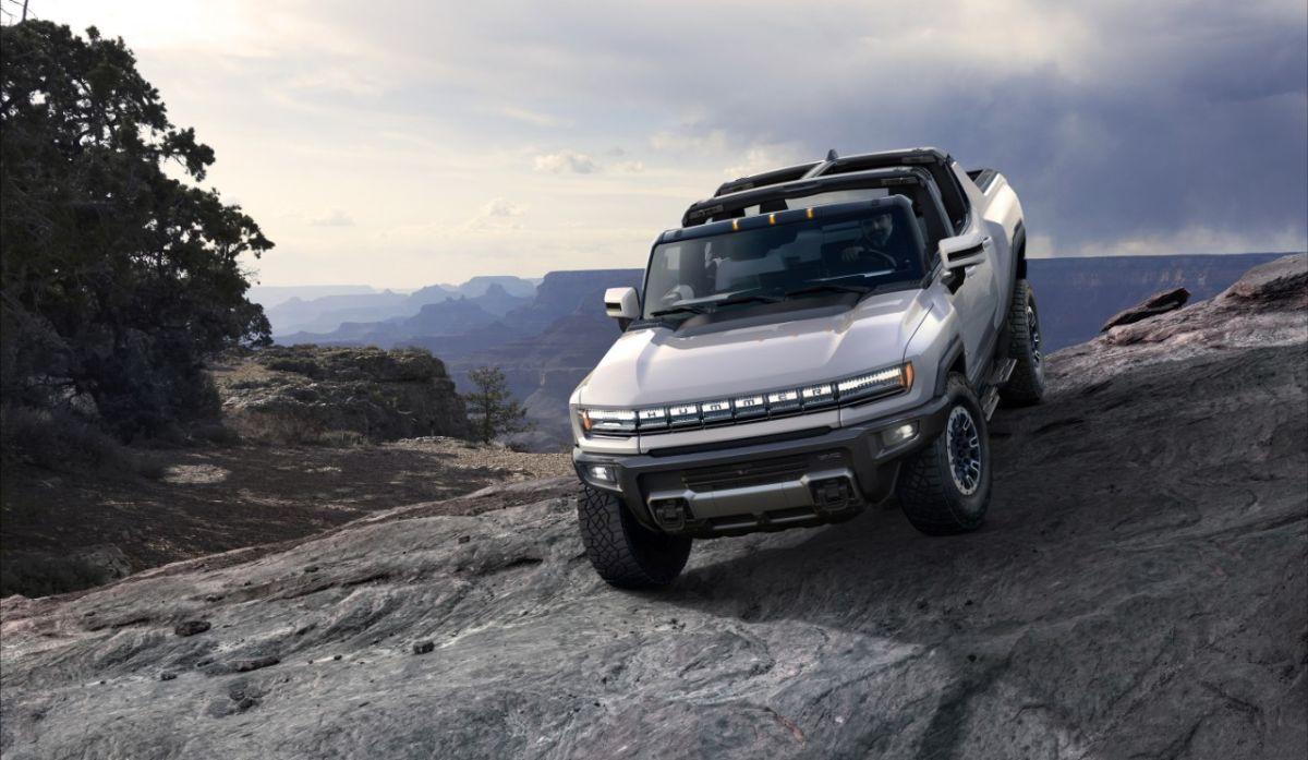 El éxito de la Hummer Edition 1 eléctrica es tan grande que GMC planea fabricar más modelos
