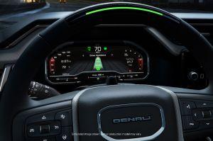 Cómo es la súper tecnología de asistencia de manos libres en la pickup GMC Sierra 2022
