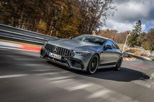 Mercedes retira sus modelos AMG GT por presentar tapones de ruedas sueltos