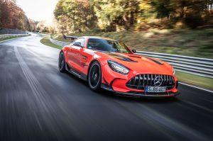 Por qué el Mercedes-AMG GT Black Series 2021 vale la pena su alto precio