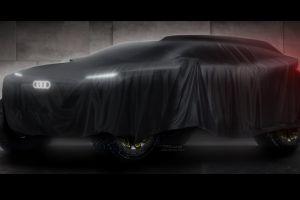 Audi revela un nuevo auto eléctrico todoterreno listo para competir en el Rally Dakar