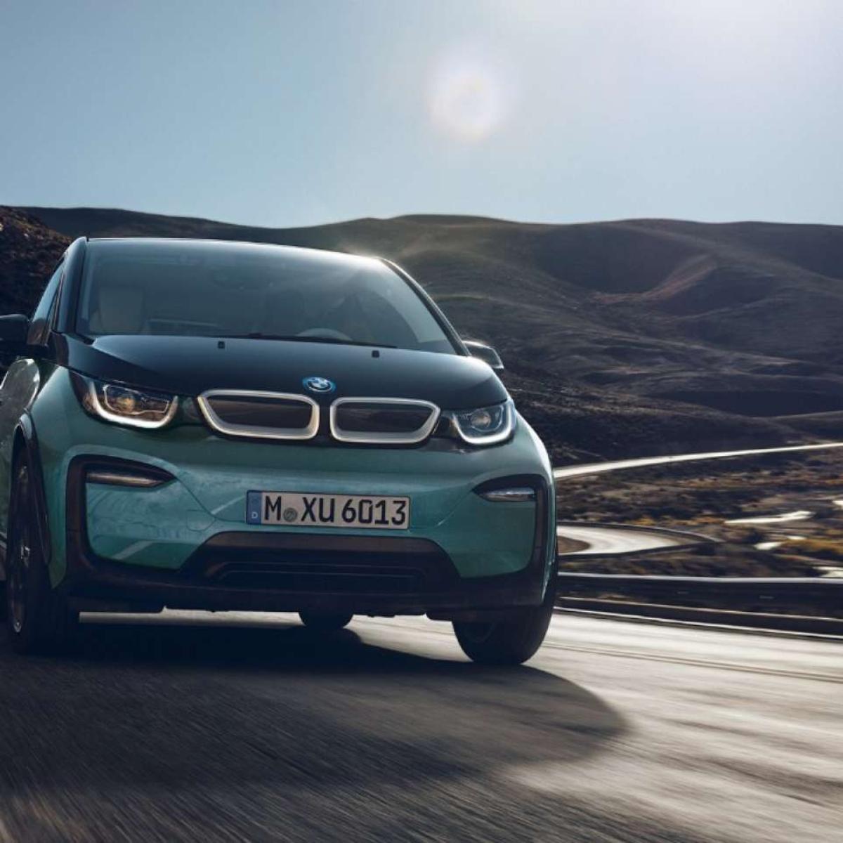 BMW i3. / Foto: Getty Images.