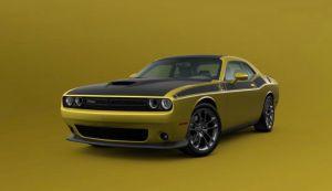 El público lo pidió: vuelve el color Gold Rush para el Dodge Challenger 2021