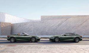 El nuevo Jaguar F-Type Heritage edición 60 celebra el aniversario diamante del legendario E-Type