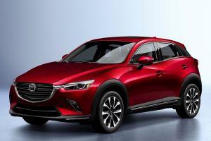 Mazda anuncia la desaparición del SUV CX-3 para 2022