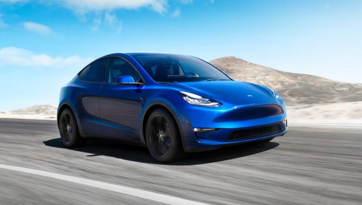 Tesla presenta una nueva versión de su modelo barato, el Model Y