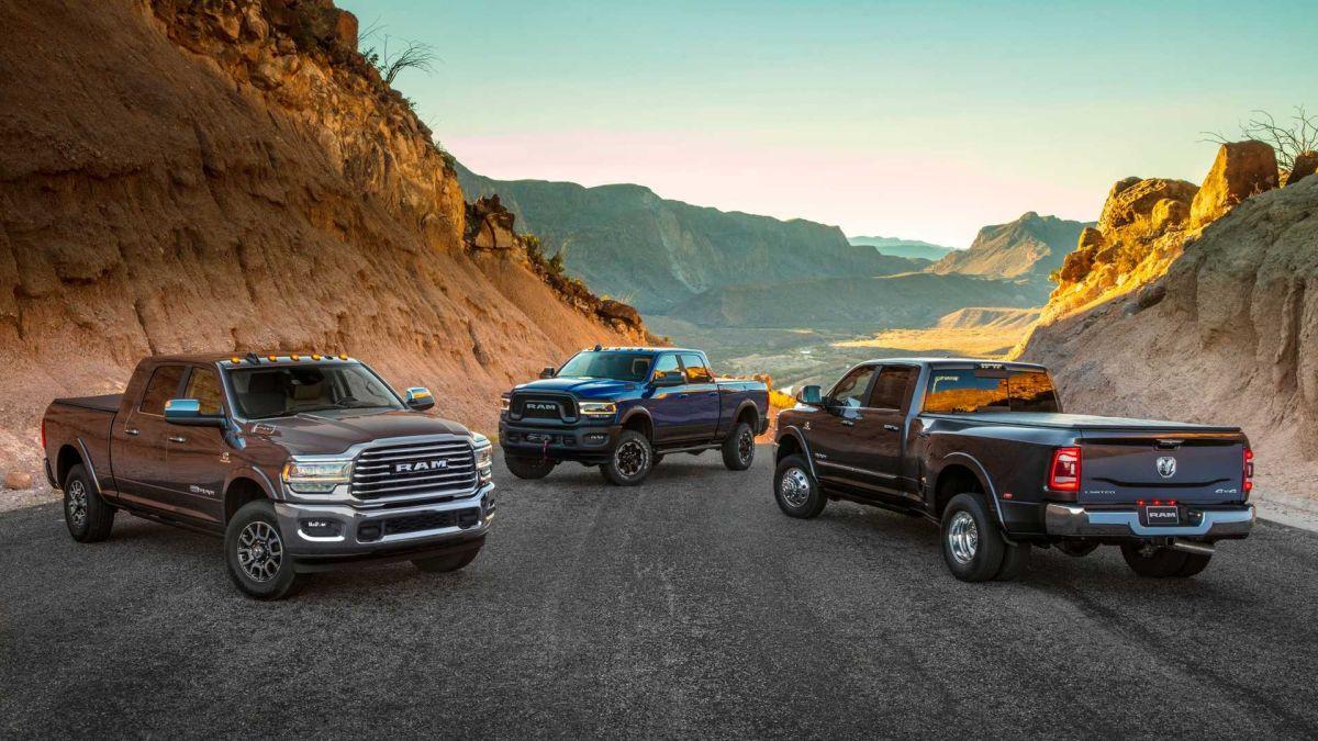 Vuelve la pickup más potente de la historia: la Ram Heavy Duty 2021