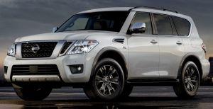 Nissan está lista para revelar la próxima generación de la Nissan Armada y comparte un adelanto