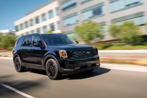 Kia Telluride gana el premio como el SUV con mejor valor de reventa 2021 de Kelley Blue Book