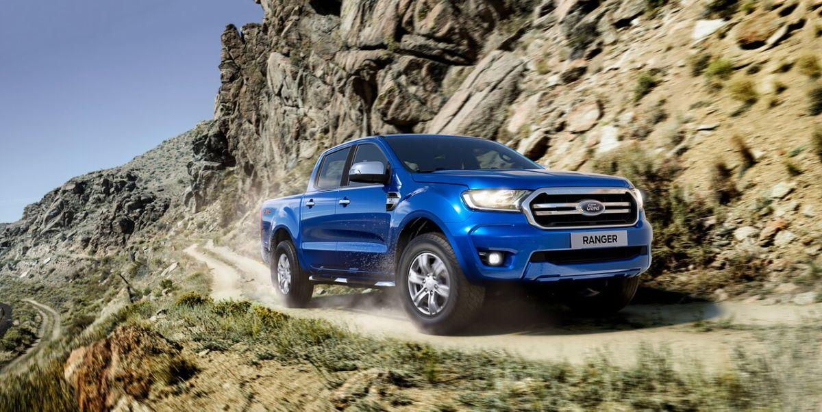 La Ford Ranger 2022 se prepara para su llegada y promete un cambio drástico