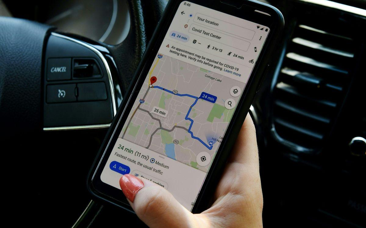 Cómo usar Google Maps para saber dónde es más barata la gasolina