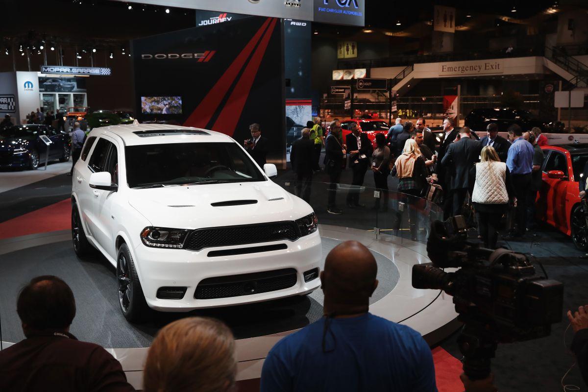 El único muscle car de tres filas de la industria.