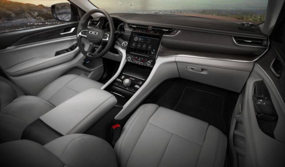 FCA revela la totalmente nueva Jeep Grand Cherokee 2021