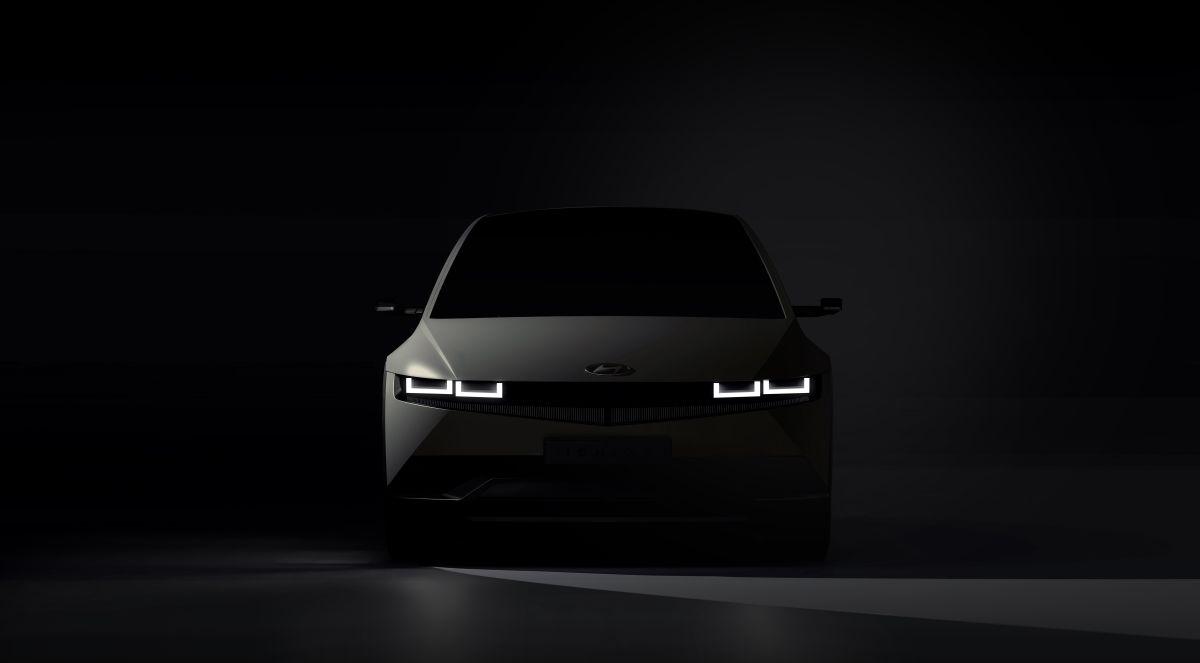 Hyundai revela nuevas imágenes del IONIQ 5 antes de su lanzamiento