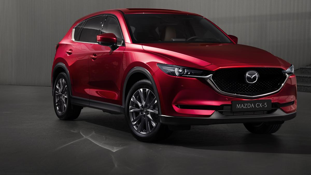 Mazda CX-5. / Foto: Cortesía Mazda.