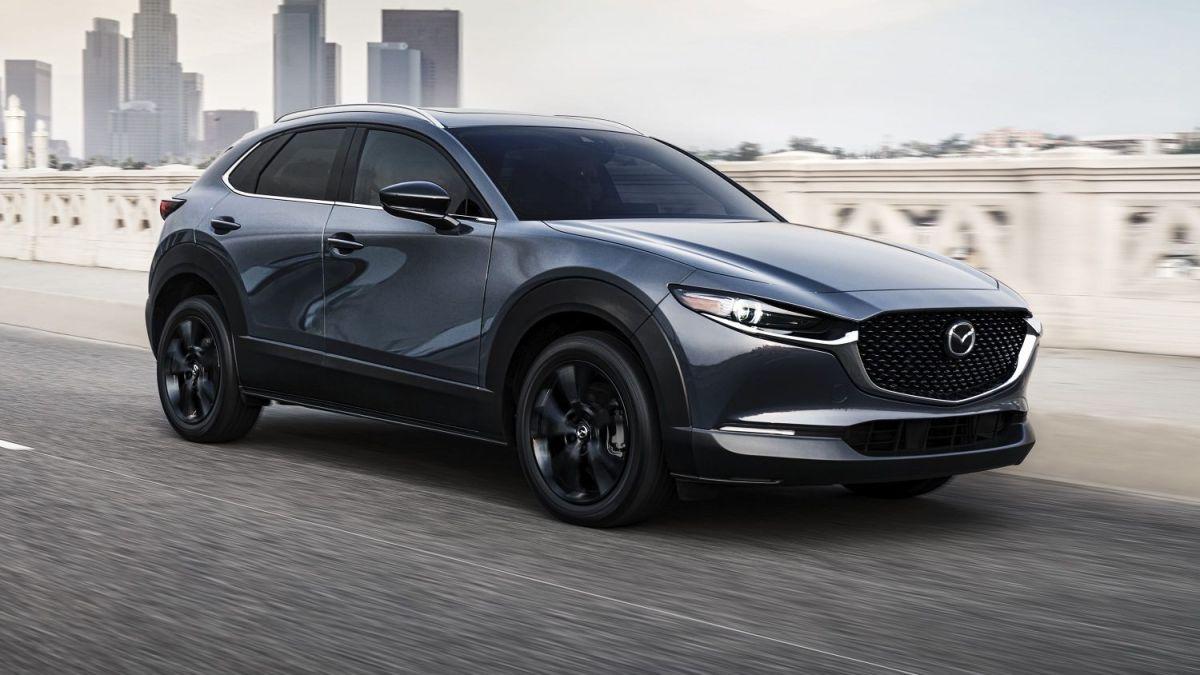 El Mazda CX-30 2021 es una de las mejores opciones de vehículos familiares.