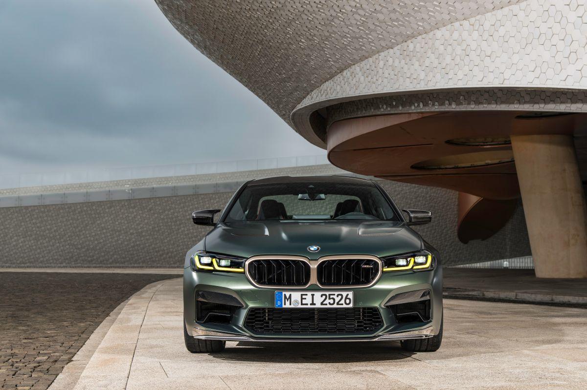 Conoce el BMW M5 CS de 627 HP, el más poderoso en la historia del modelo M de la marca