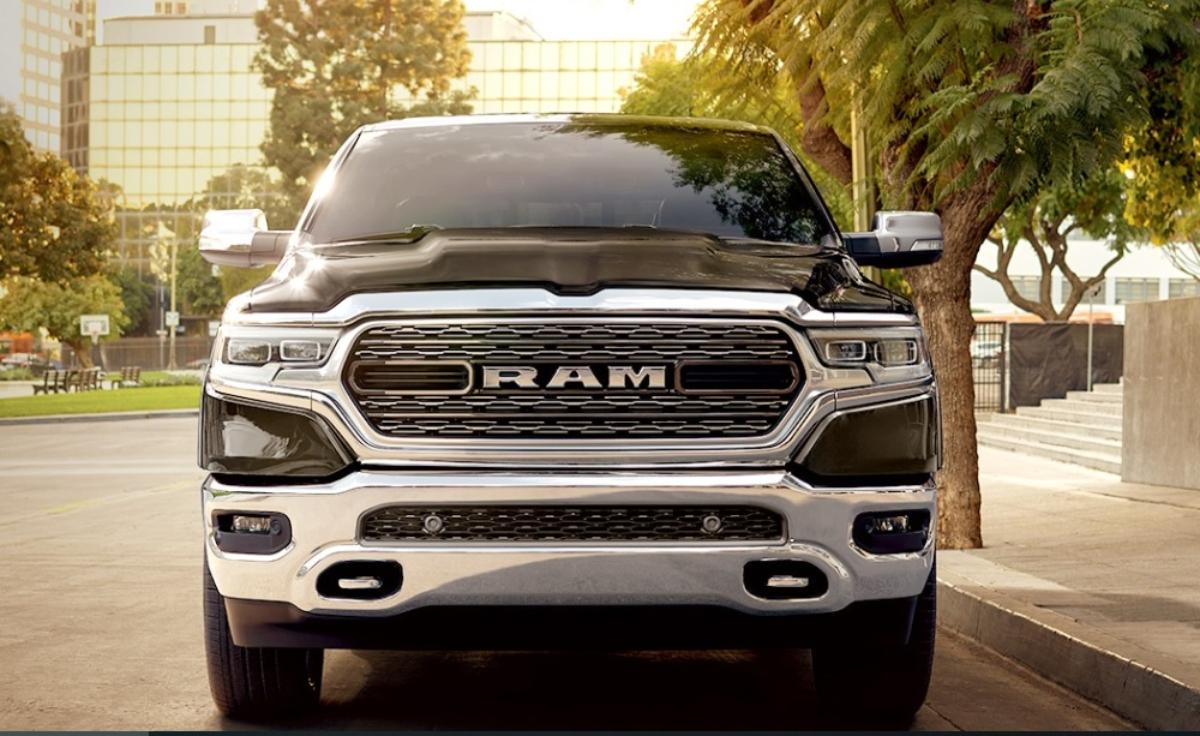 Ram 1500.