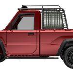 Esta mini camioneta eléctrica de Alibaba cuesta solamente $4,000 dólares
