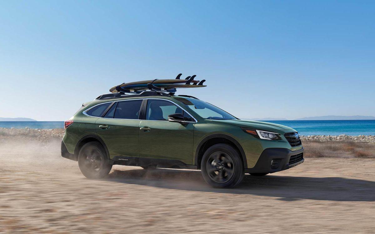 El nuevo Subaru Outback 2021 llega con una actualización para los amantes de la música