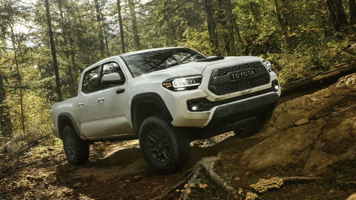Toyota Tacoma 2021. / Foto: Cortesía Toyota.