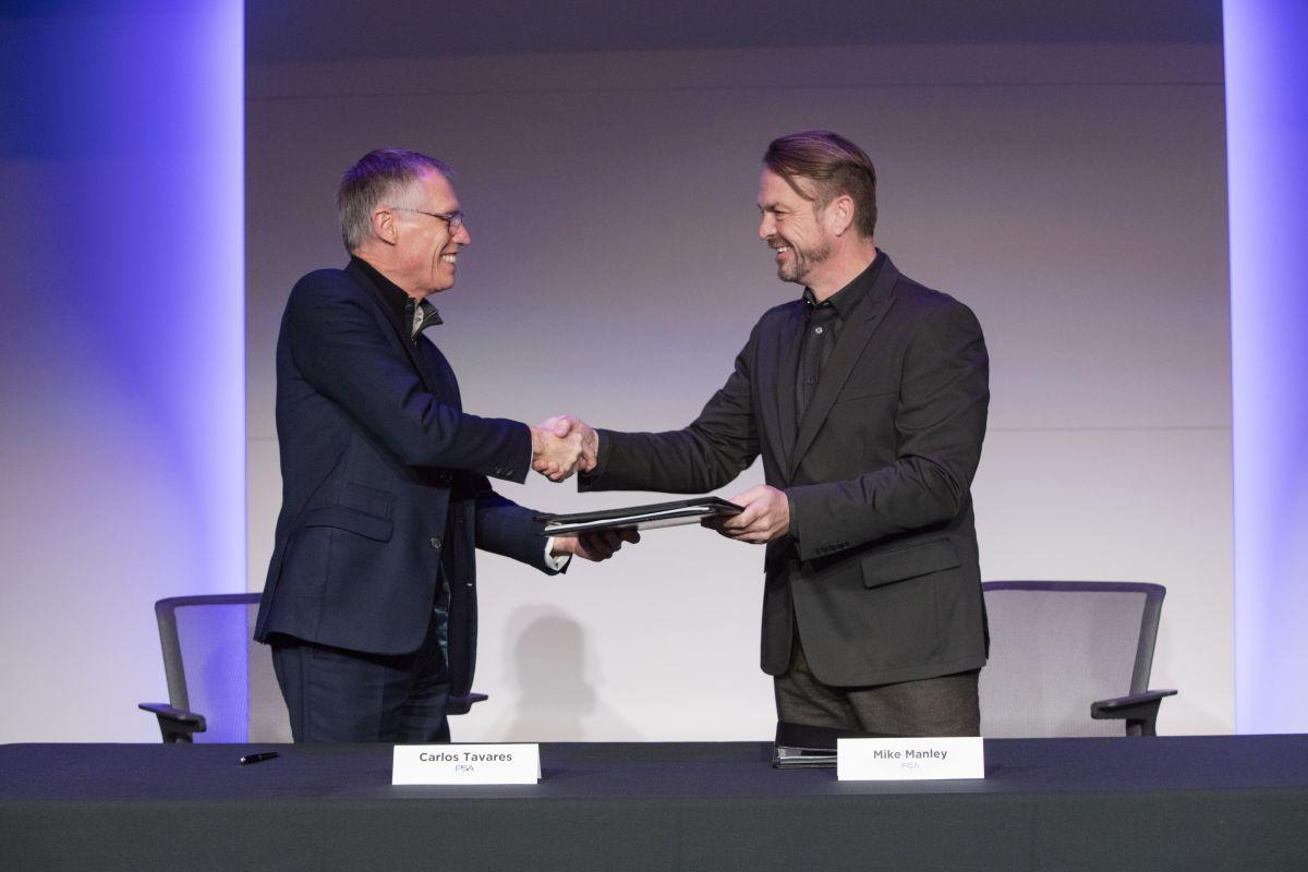 Se selló la fusión de FSA y Grupo PSA: Stellantis es su nuevo nombre