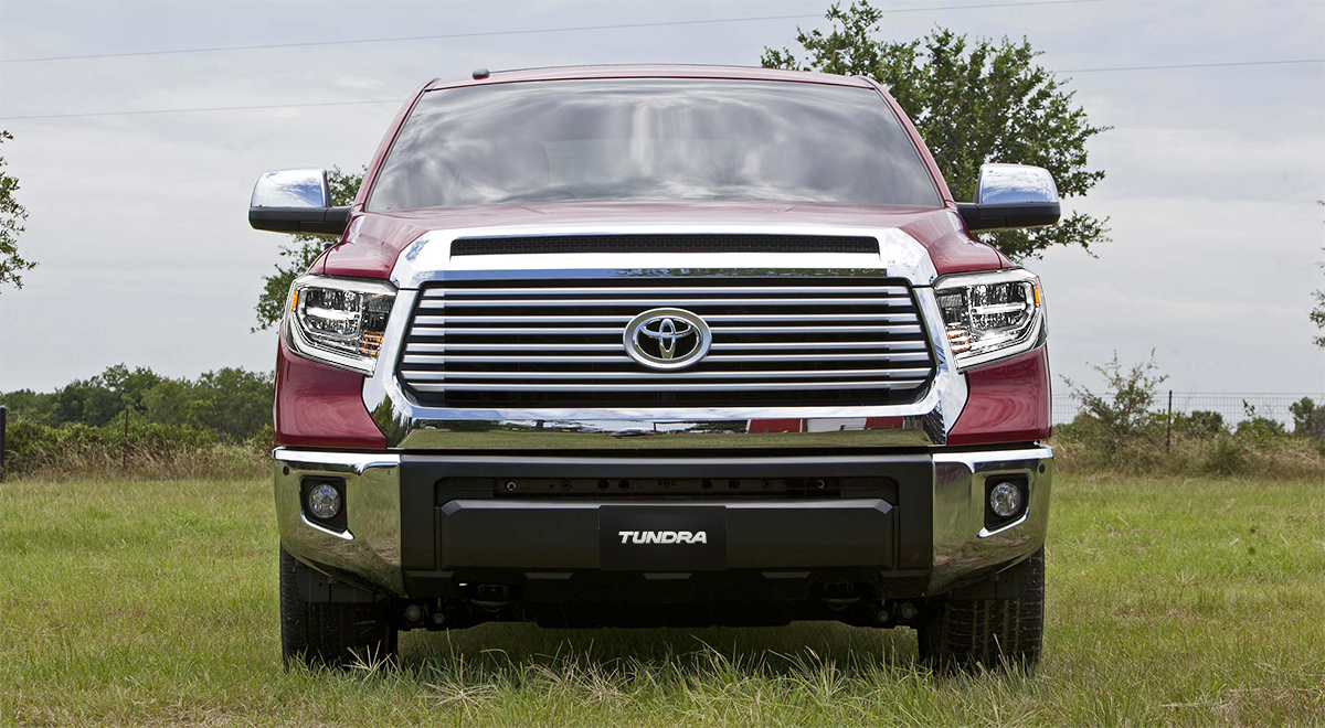 Cuál es la principal debilidad de la Toyota Tundra y cuántas millas puede durar