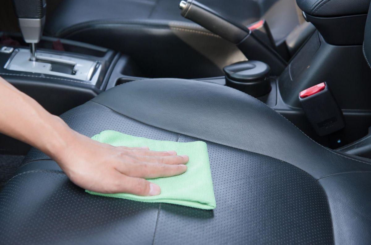 Cómo quitar completamente el moho del interior de tu auto para evitar malos olores