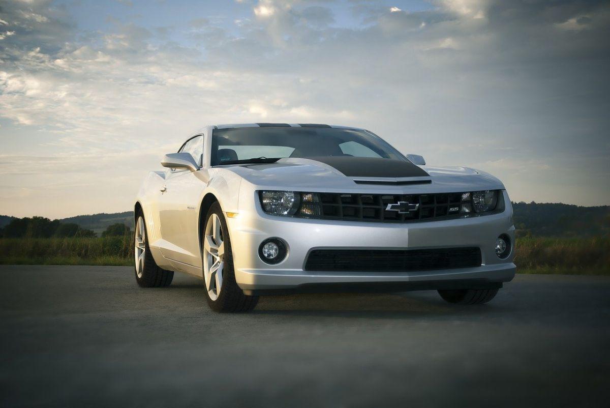 Chevrolet Camaro. / Foto: Pixabay.