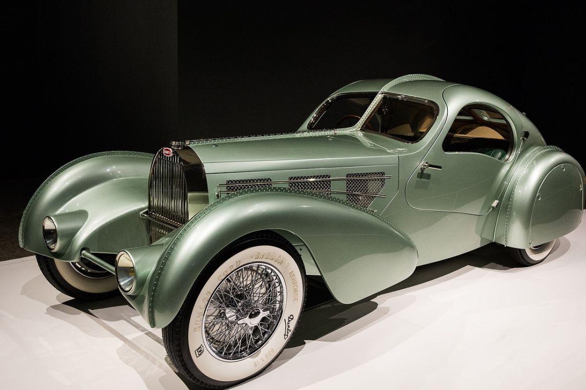 Bugatti Type 57S. / Foto: Pixabay.