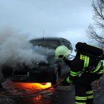 Terrible tormenta de nieve provoca un accidente de más de 134 autos en una autopista de Japón