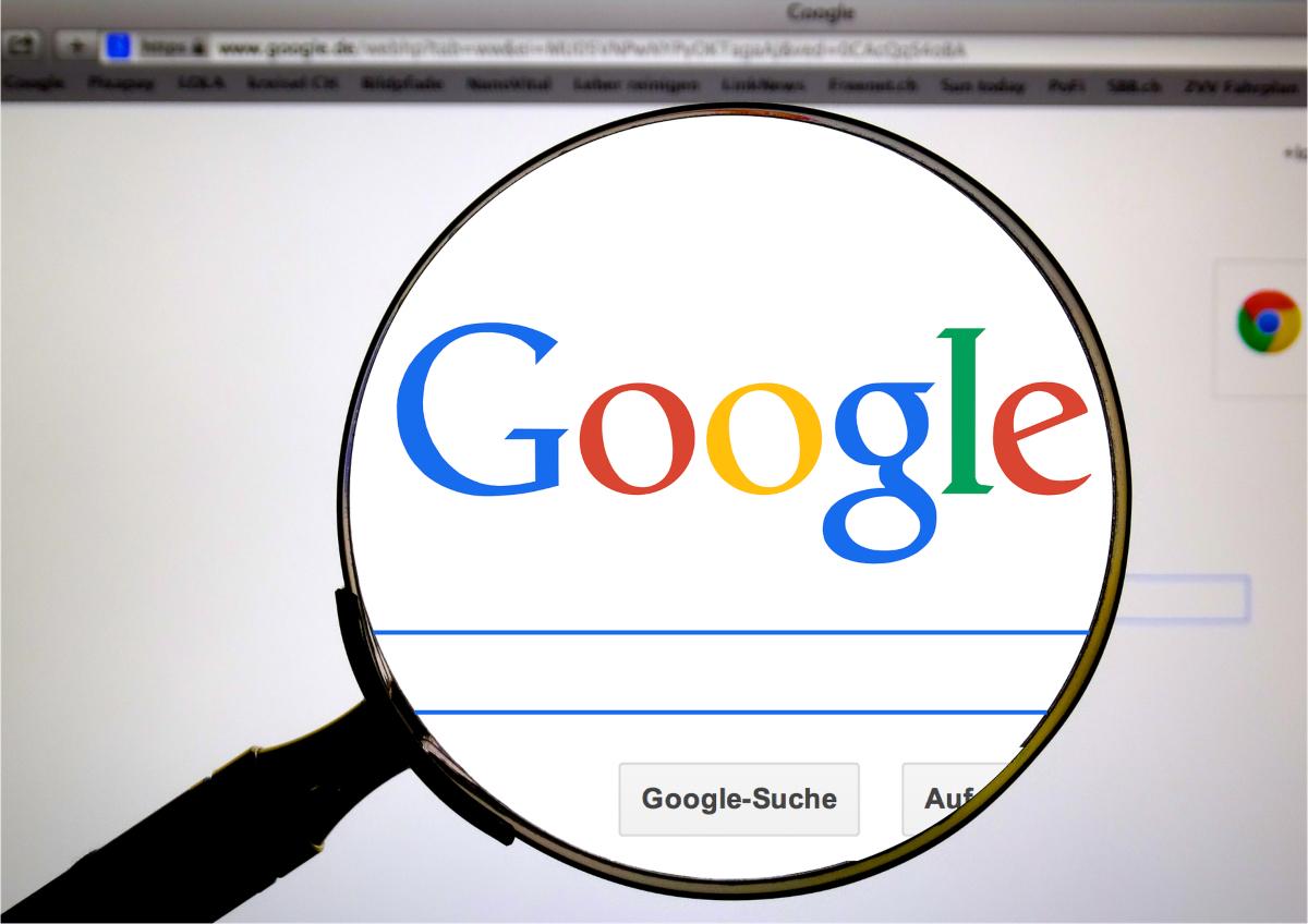 Búsquedas en Google.