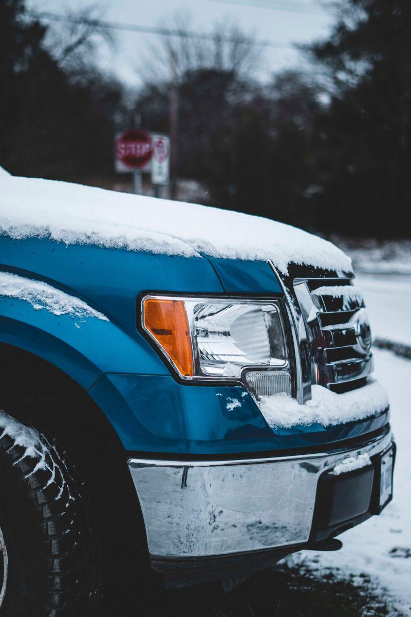 Evita la acumulación de nieve.