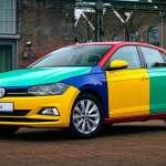 Regresa una leyenda, Volkswagen revivirá el Harlequin Golf en este 2021