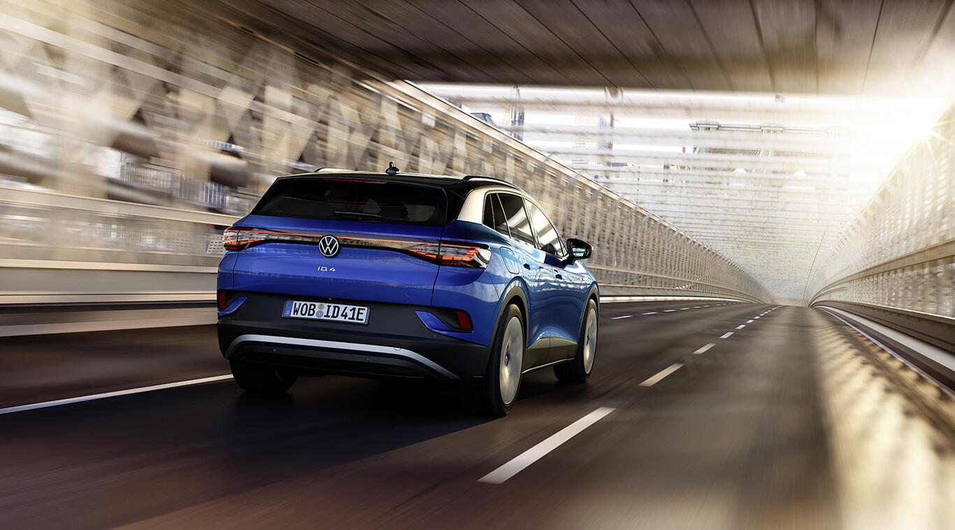 Volkswagen ID.4. / Foto: Cortesía VW.