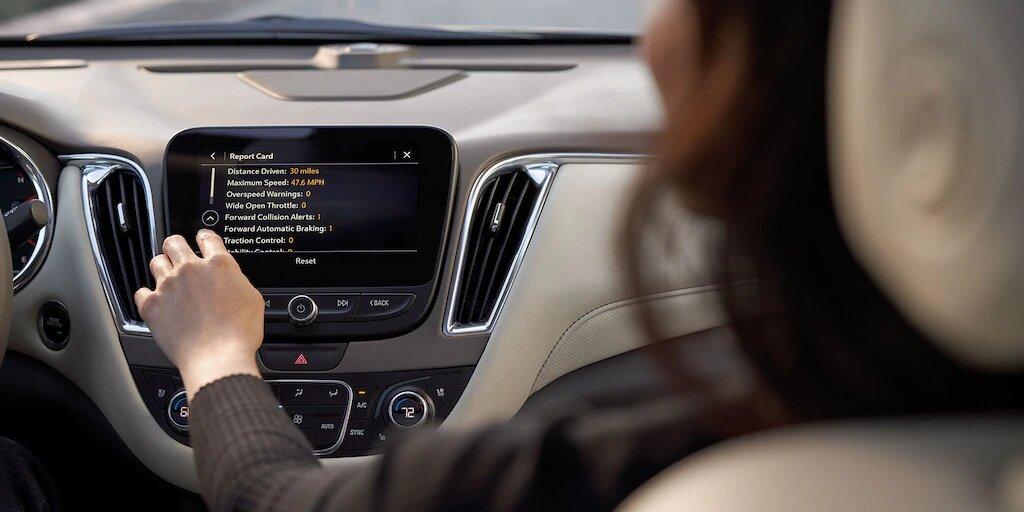 Sistema Teen Driver de GM