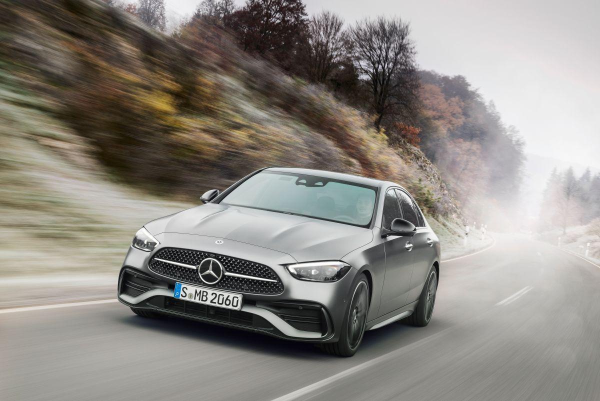 Conoce el totalmente nuevo Mercedes-Benz C-Class, el caballo de batalla de la marca alemana