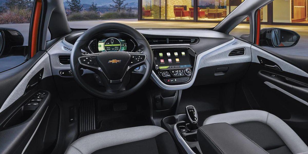 Chevrolet Bolt EV 2020. / Foto: Cortesía Chevrolet.