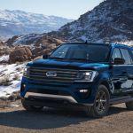 En qué consiste el paquete STX que Ford agregó como opción en la pickup Expedition