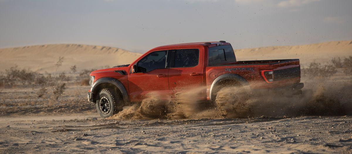 La Ford F-150 Raptor será capaz de producir hasta 450 hp