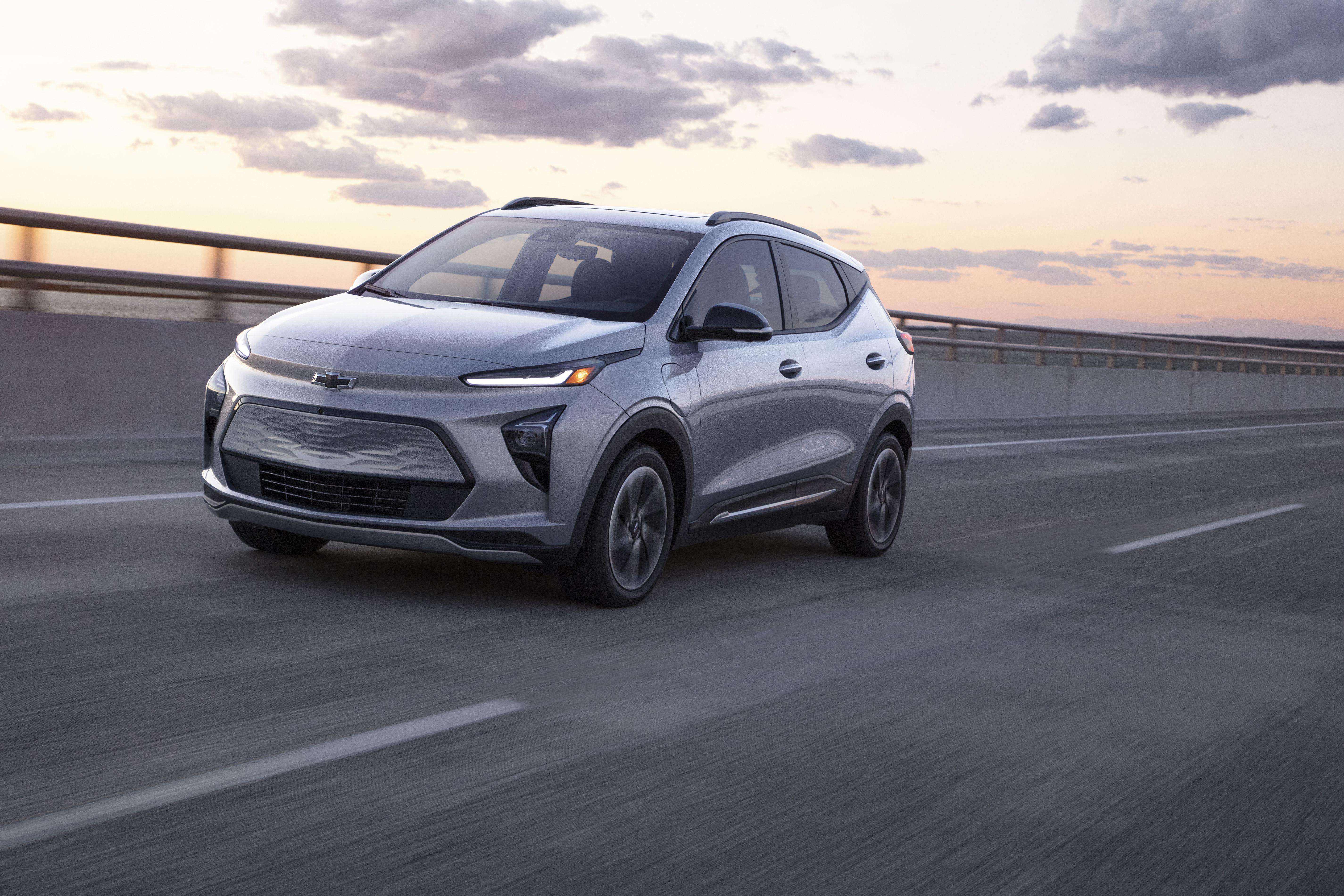 2022 Chevrolet Bolt EUV / Foto: Chevrolet