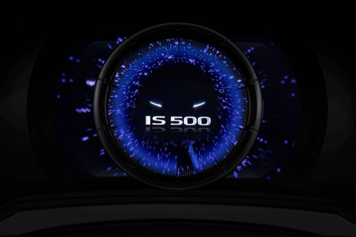 Cómo es el primer modelo Lexus de la línea F SPORT Performance, con motor V8 y 472 hp