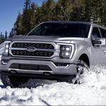 Video: ¿A prueba de hielo? Un conductor decide sacar su Ford F-150 y termina deslizándose sobre la calle congelada