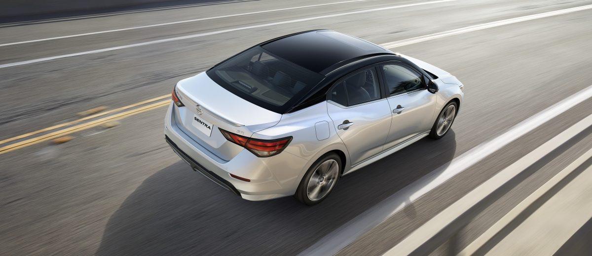 Nissan Sentra 2021. / Foto: Cortesía Nissan.