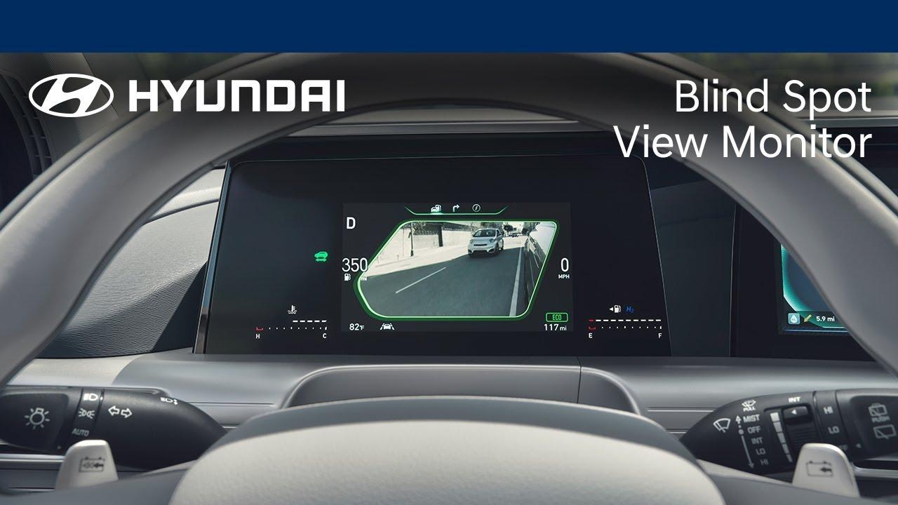Hyundai Blind Spot System